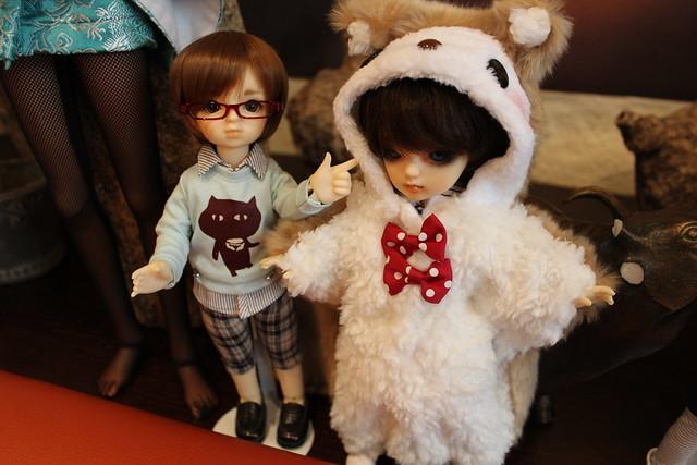 Yukio and Sora