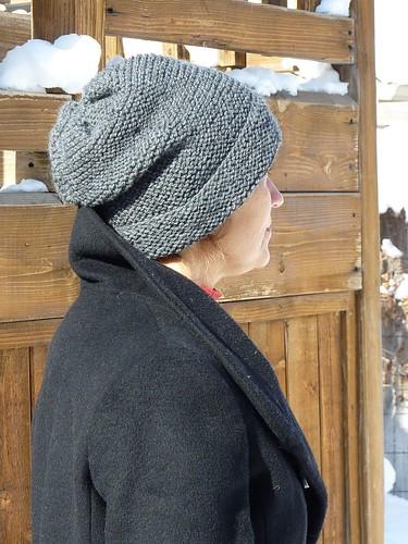Fern Green Hat (in gray)