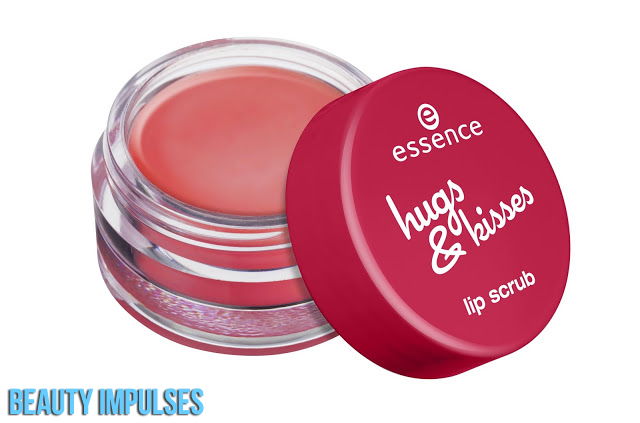 Essence Hugs and Kisses Collection  Beauty-Impulses -Lip Scrub
