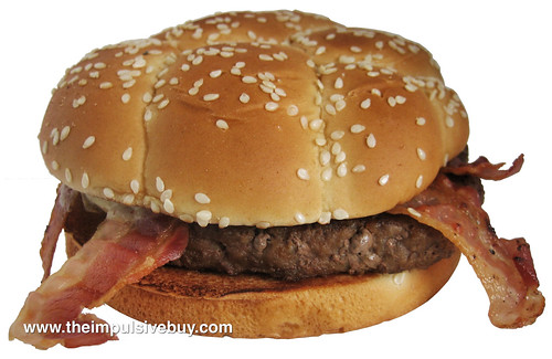 McDonald's Cheddar Bacon Onion Angus Third Pounder