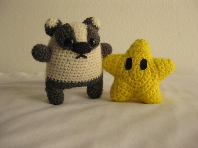 badger & star