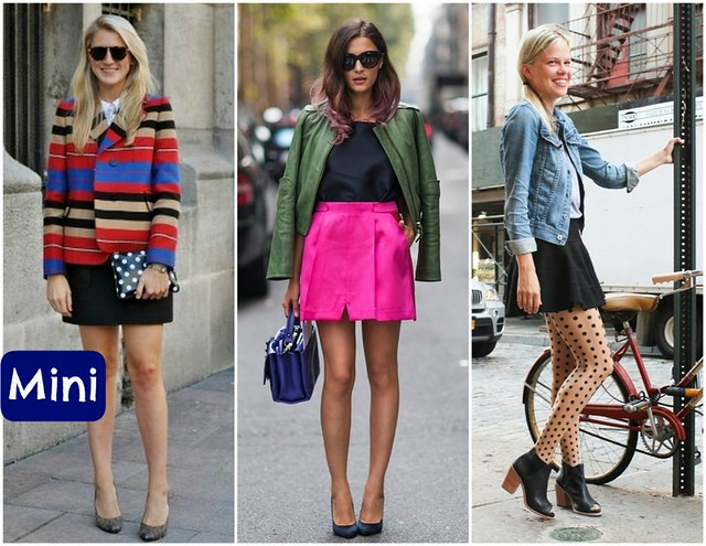 Simply Epalf Mini skirts