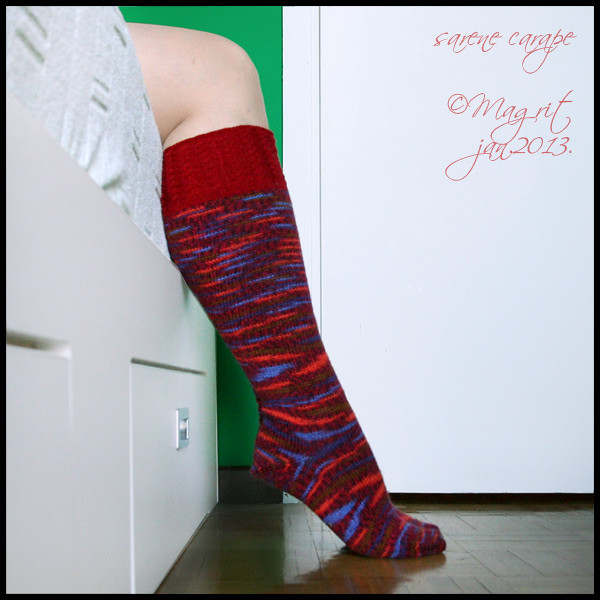 knee socks 1