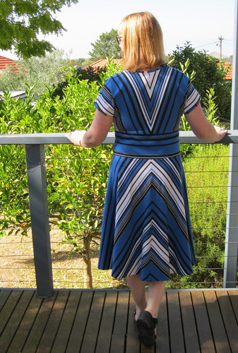 Tiramisu dress by Cake Patterns