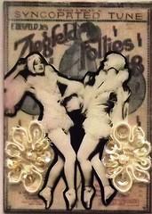 ATC: Vintage Dancer 2 of 4