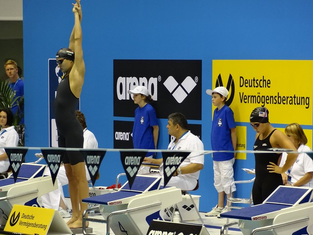 Jakabos and Li at the Berlin 2012 World Cup meet