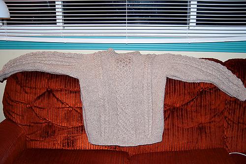 Brads sweater