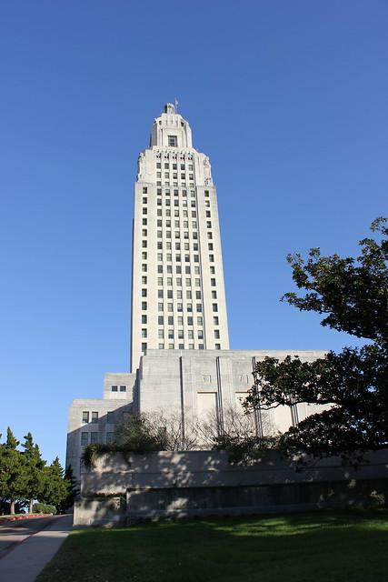 State Capitol Building, Baton Rouge LA