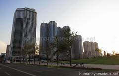 Mansudae housing complex