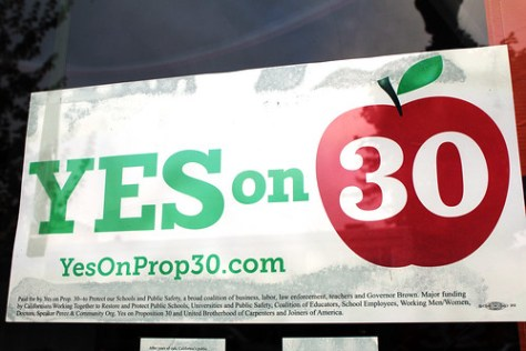 Yes on 30!