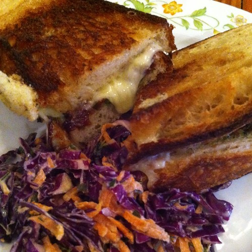Grilled Cheese Sandwich @ Local: Mission Eatery