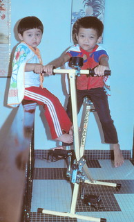 1982 Oct - Me & Shan