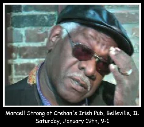 Marcell Strong 1-19-13