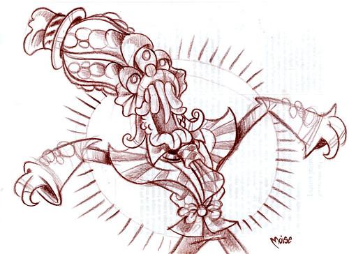 Candidato Lista Cthulhu by Moise-Creativo Galattico