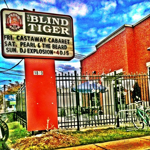 Blind Tiger by Greensboro NC