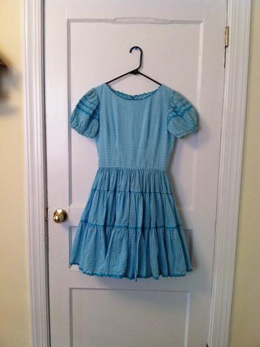 square dancing dress