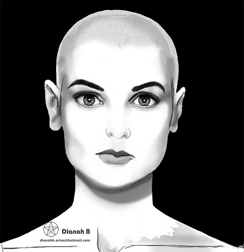 2012 SINEAD O'CONNOR by Dianah B.