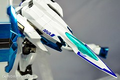 ANA 00 Raiser Gundam HG 1-144 G30th Limited Kit OOTB Unboxing Review (71)