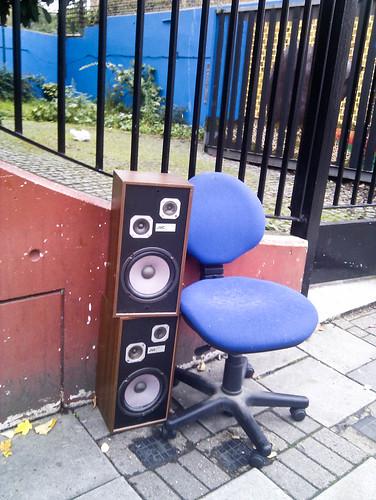 Empty Chair, Brixton