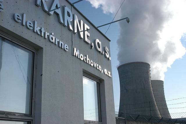 Mochovce Nuclear Power Plant (03210001)