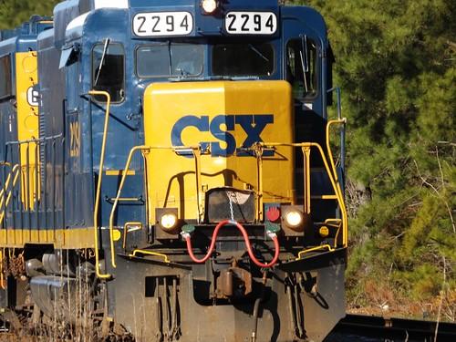 CSX 2294 Roadslug xGP30