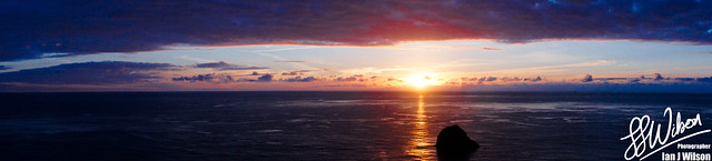 Panoramic Sunrise – Daily Photo (5th November 2012)