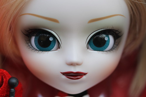 Harley Quinn Face Up