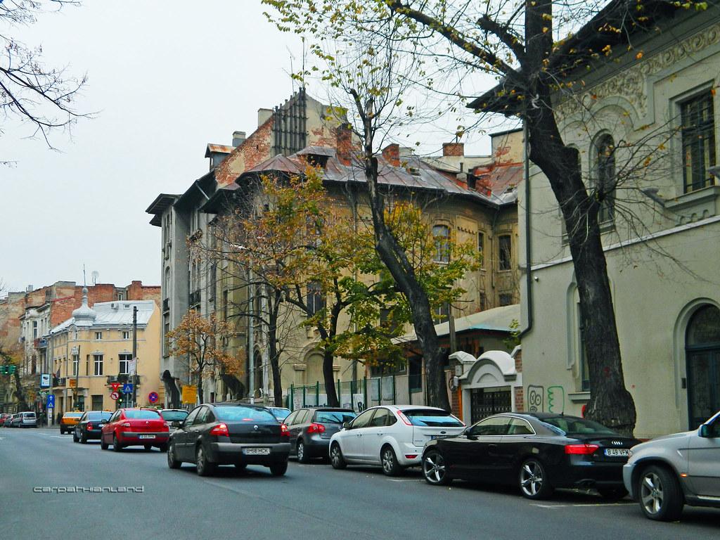 Schitu Măgureanu Street, Bucharest