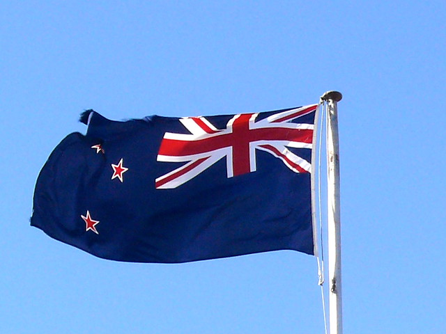 Napier, New Zealand East Coast