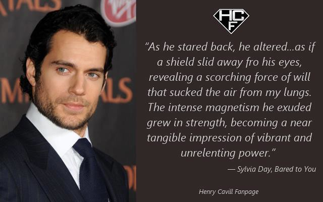 Henry Cavill as Gideon Cross - 13