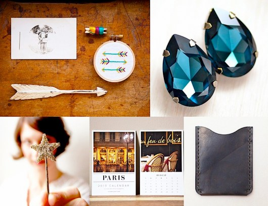 top five etsy gifts