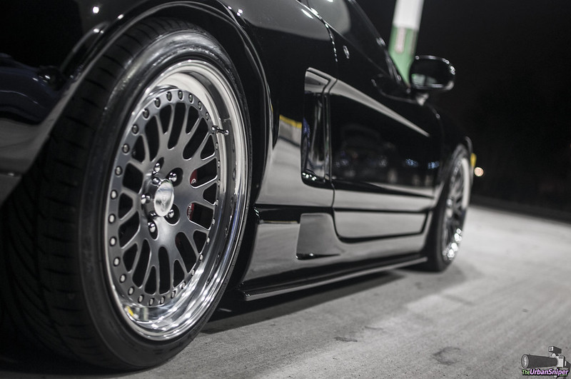 Joey Newcombe | Classic Beauty – '00 Acura NSX |