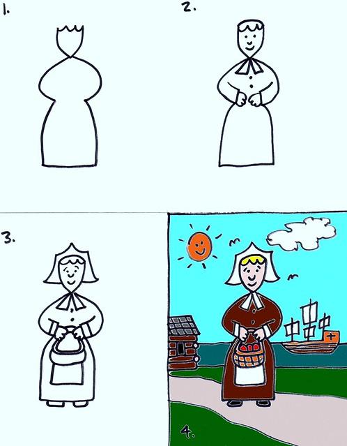 17 Pilgrim Mother