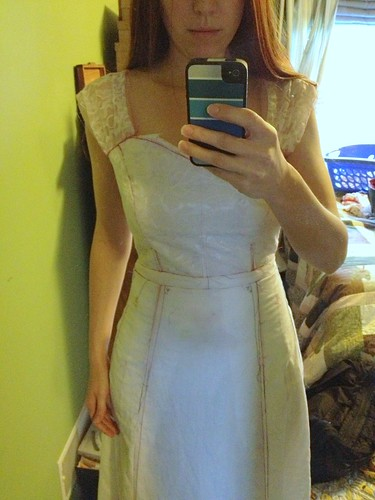 Dress Front 2