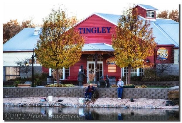 Tingley Beach