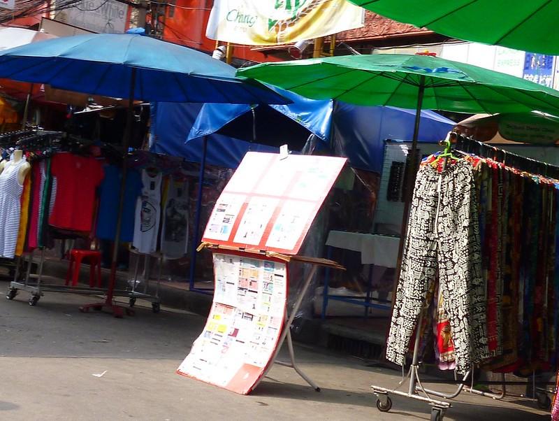 Fake IDs at Khaoshan Road