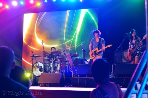 Taken by Cars - Surf and Music Festival 2012 Day 2