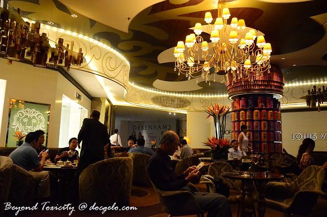 starhill tea salon