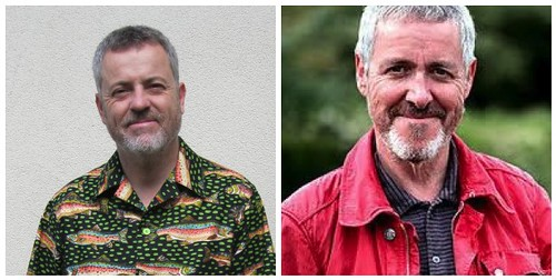 Separated at birth?  Mr Thornberry and Griff Rhys Jones