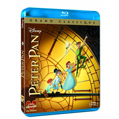 Peter Pan - blu-ray