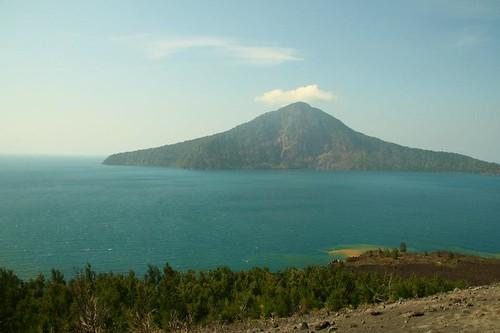 View From Krakatau