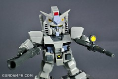 SDGO RX-78-2 (G3 Rare Color Variation) Unboxing & Review - SD Gundam Online Capsule Fighter (39)