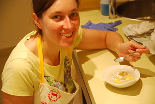 Cooking Class - enjoying
