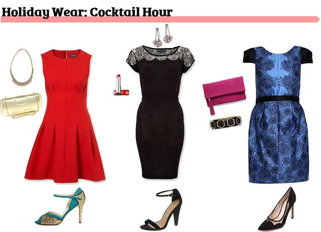 Simply Epalf Holiday Wear Cocktail Hour