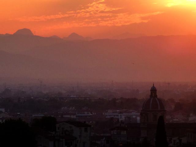 Florence - jour 3 - 101 - Piazzale Michelangelo
