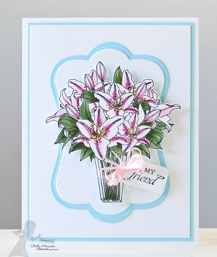 Taylored Expressions Stargazer Lily