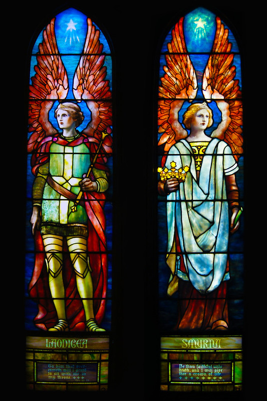 Laodicea and Smyrna