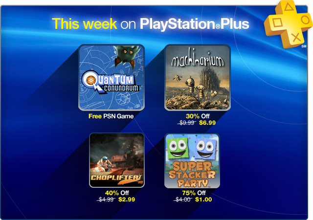 PlayStation Store Update 11-13-2012