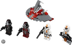 75001 Republic Troopers vs. Sith Troopers - 1