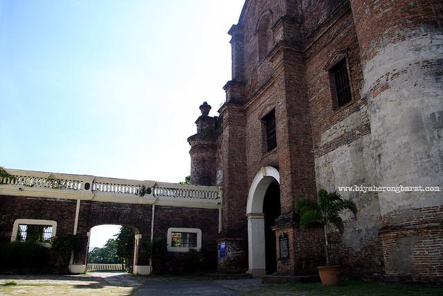 Facade of Santa Maria Church Ilocos Sur